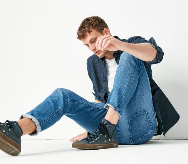Herren Jeans Berater.