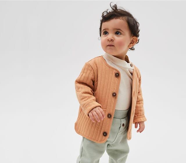 Neue Herbstkollektion für Babys