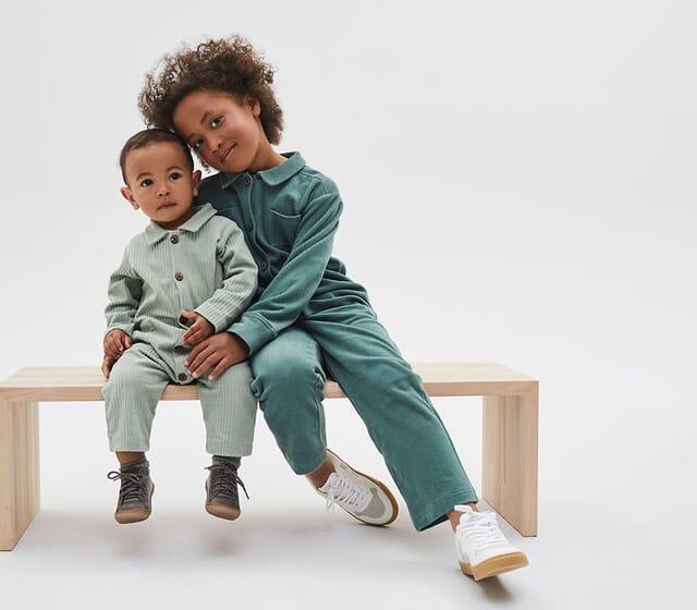 Neue Kollektion für Babys & Kinder.