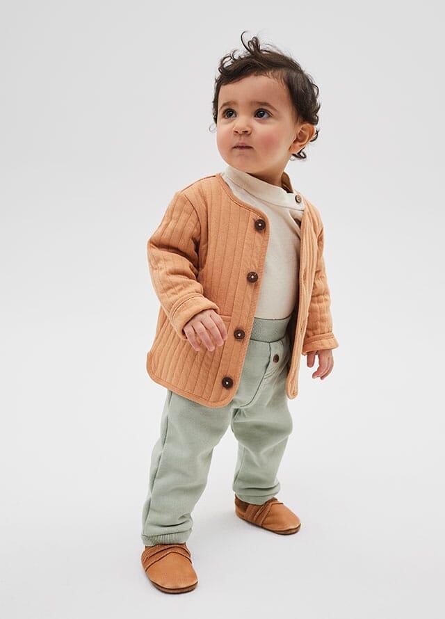 Nachhaltige Baby-Mode