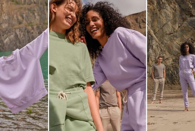 Naturfarben für Damen