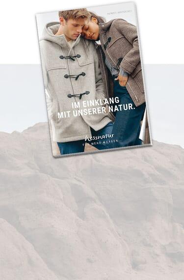 Der aktuelle hessnatur-Katalog
