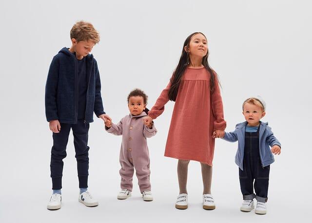 Tolle Outfits für Kita und Schule