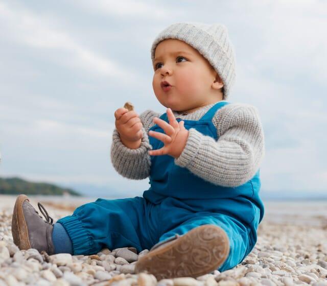 Jacken, Hosen & Overalls für Babys