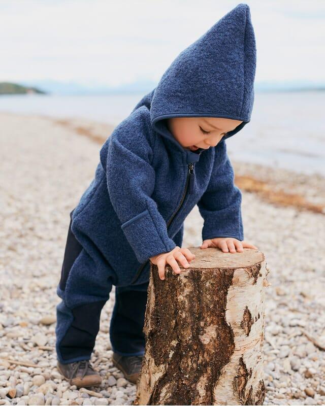 Funktionale und hautfreundliche Kinderkleidung für draussen