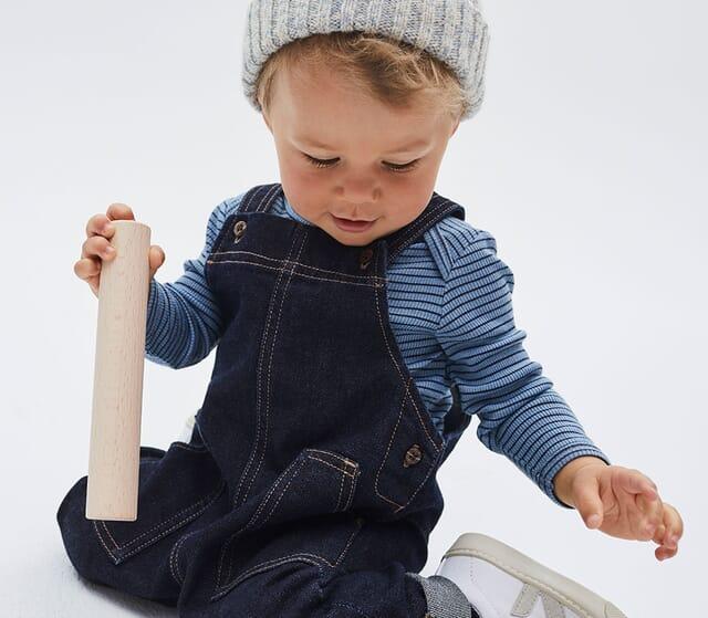 Bio Denim für Babys und Kinder