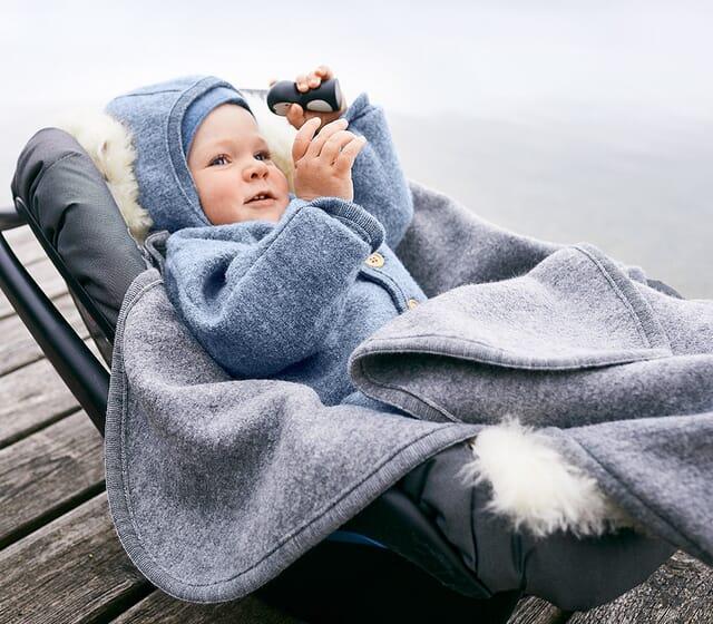 Baby Walksack: Ideal für unterwegs.