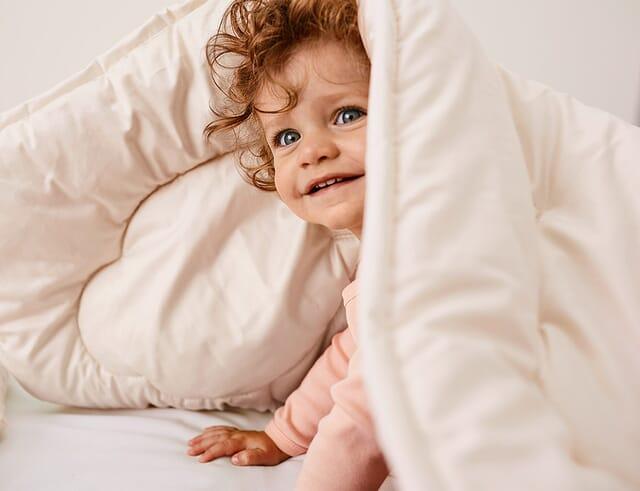 Bettwaren für Babys & Kinder.
