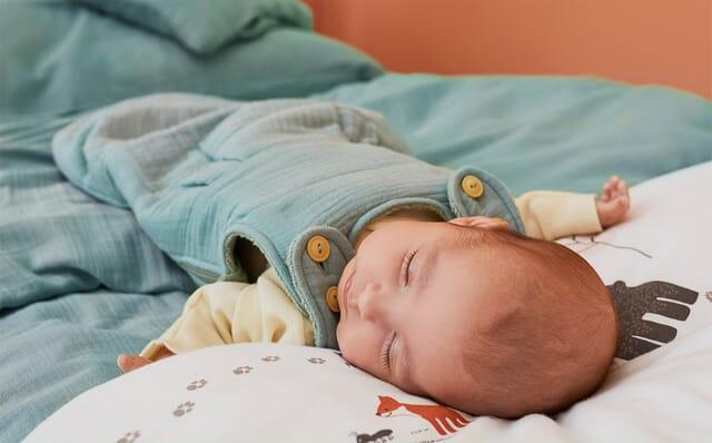 Nachhaltige Schlafsäcke für Babys