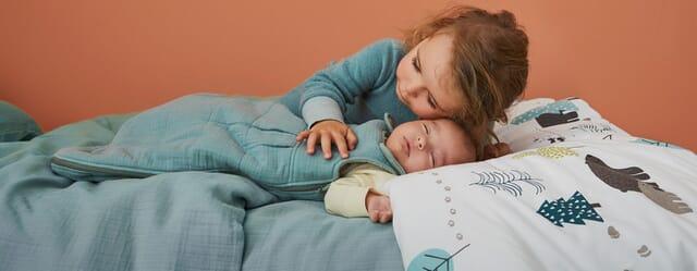 Alles für gesunden Babyschlaf