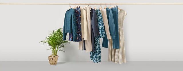Capsule Wardrobe - Lassen Sie sich inspirieren