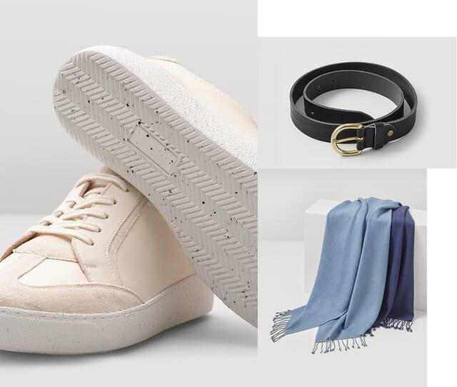Capsule Wardrobe - Schuhe & Accessoires