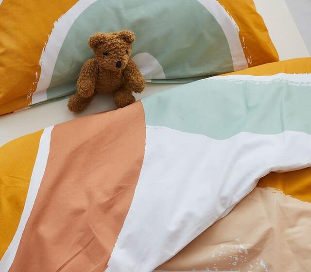 Bio-Bettwäsche für Babys und Kinder