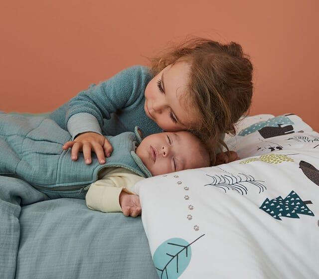 Nachtwäsche für Babys und Kinder  aus Naturfasern