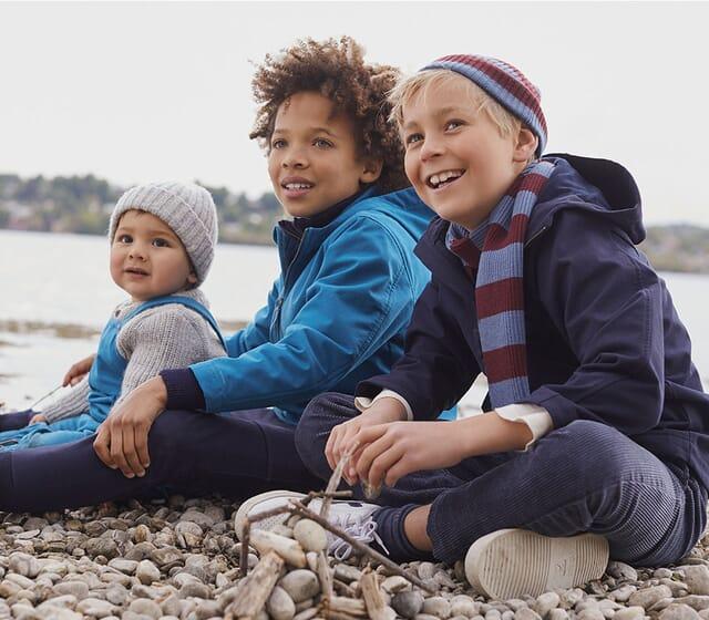 Neue Herbstkollektion für Kinder und  Babys
