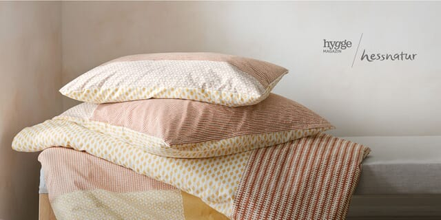 The new collection from HYGGE magazine and hessnatur.