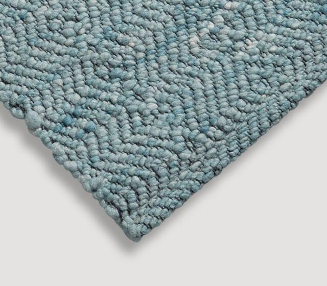 Remsa virgin wool rug.