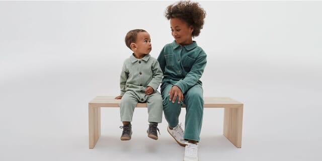 Vegan fashion for babies & kids