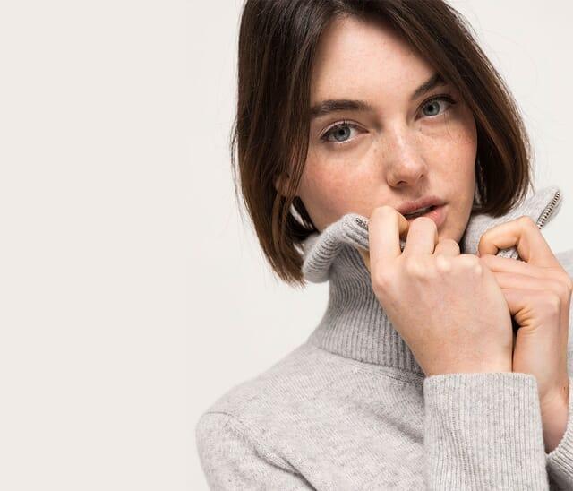 Women's clothing without elastane