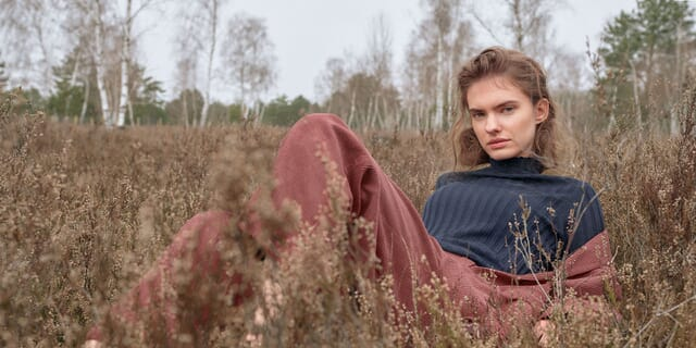 Autumn and winter clothing for women