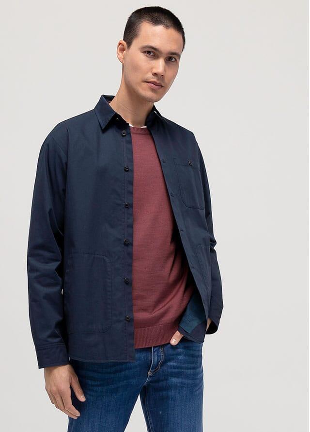 Herrenkleidung aus Bio-Baumwolle