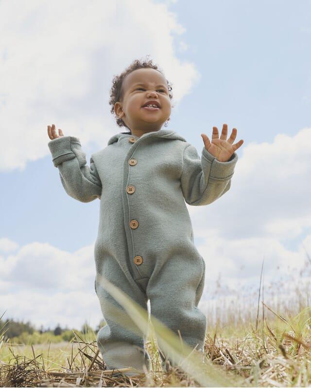 Faire Mode für Babys & Kids.
