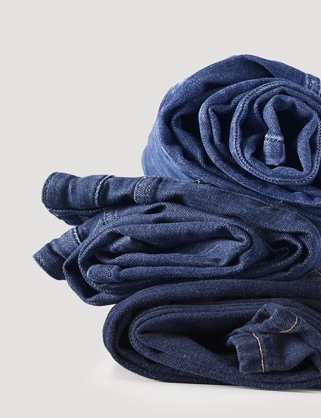 Jeans-Fits für Herren.