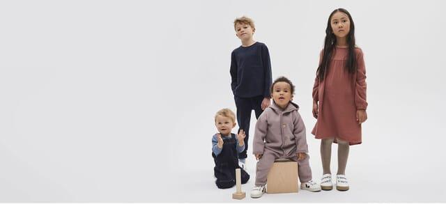 Mode Trends für Babys und Kinder