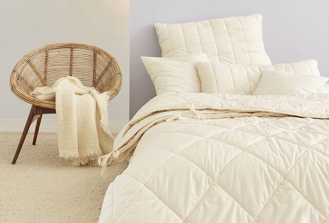 4-Jahreszeiten-Bettdecken.