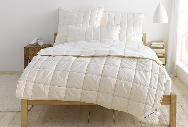 Sommer-Bettdecken.